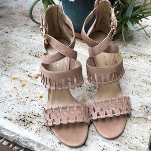 Ivanka trump strapped heels